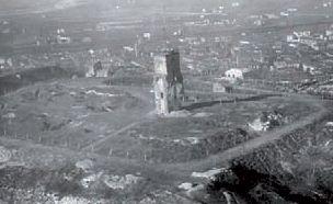 Castello nel 1920 - I
