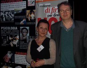 Bianca Poluzzi e Gian Marco Prampolini