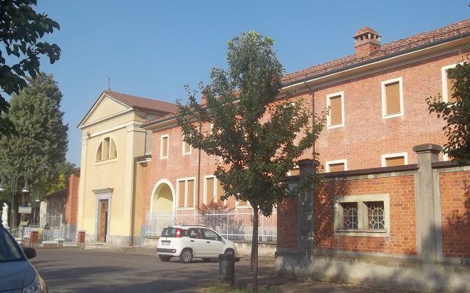 Il convento dei Frati Cappuccini di Tortona