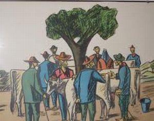 Un'opera di Pietro Morando