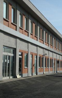 La sede dell'Asmt