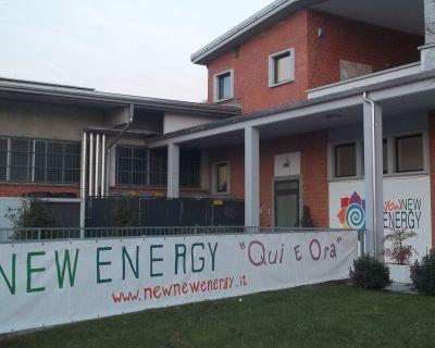 La sede del Centro New New Energy