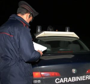 carabinieri notte - I
