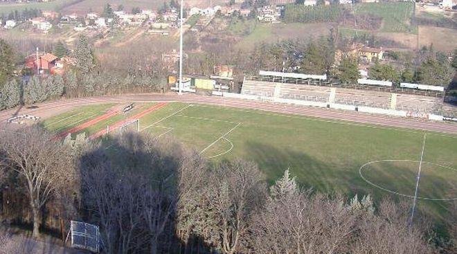 Lo stadio Fausto Coppi