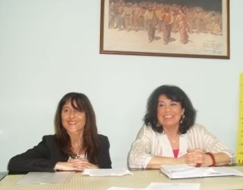 Grazia Gugliada e Stefanella Ravazzi