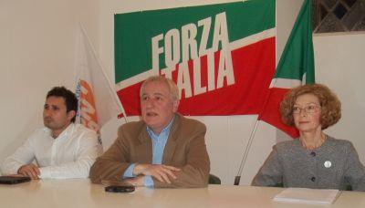 Daniele Calore, Luigino Bonetti e Maria Cristina Ottone