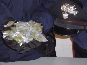 carabinieri droga - I
