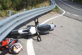 moto incidente - I