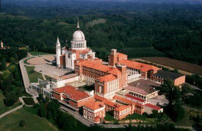 Il santuario dedicato a don Bosco