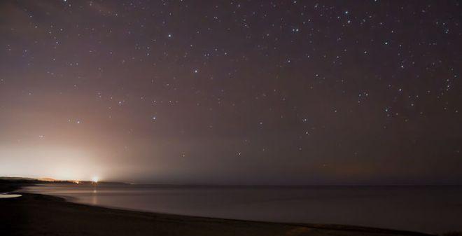 cielo stellato - L