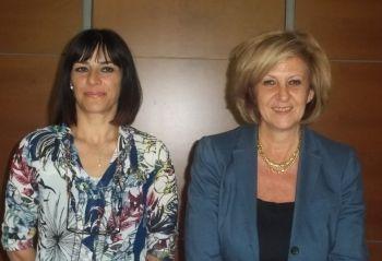 Vittoria Colacino e Marcella Graziano