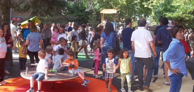 parco guiochi fondazione - L