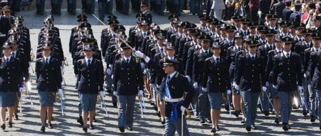 allievi polizia - L