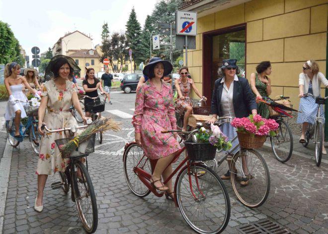donne bicicletta mitica - L