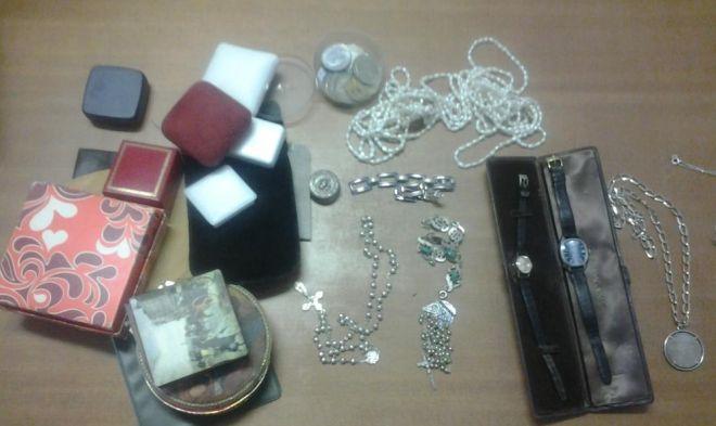 gioielli rubati - L
