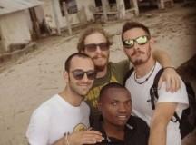 Tre tortonesi di You Aid in Tanzania per aiutare la popolazione locale