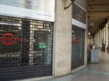 Commercio tortonese in ginocchio: ben 32 negozi sfitti in via Emilia, che fare?