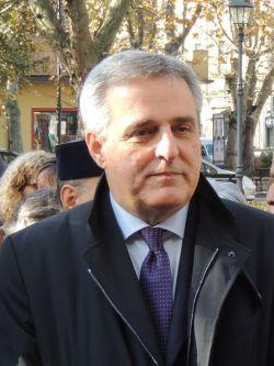 Il presidente della Fondazione Dante Davio