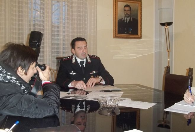Il capitano Ghiorzi