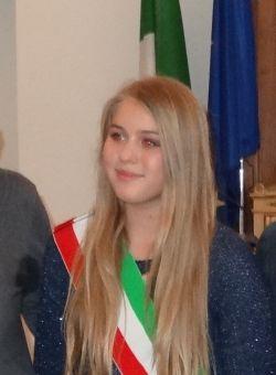 Il sindaco dei ragazzi Eleonora Destro