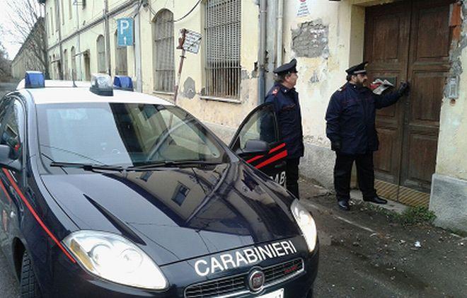 Carabinieri al Deposito - G