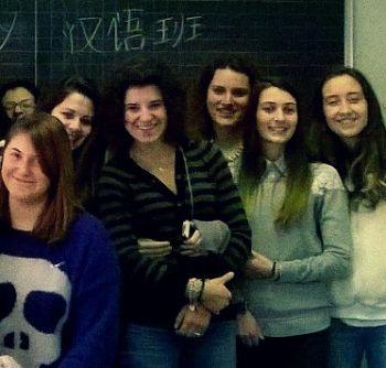 Altri alunni del peano