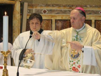 Tanta gente al Santuario della Madonna della Guardia per ricordare Don Orione
