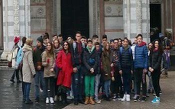 Diario degli studenti tortonesi in Toscana