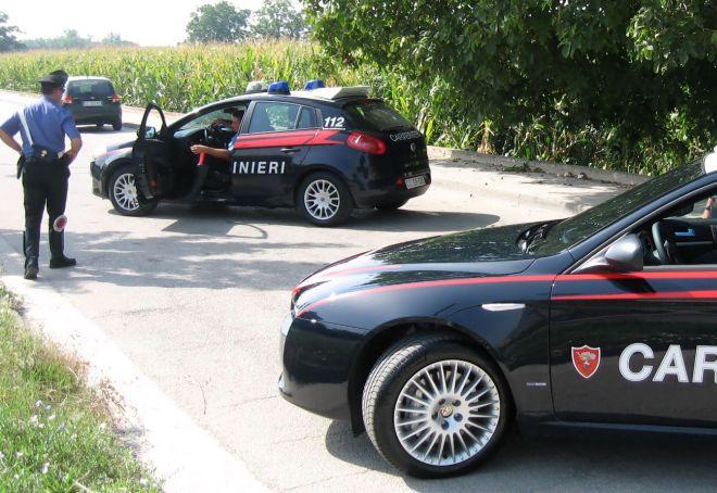 I carabinieri di Tortona inseguono 4 ladri fino a Pontecurone e ne arrestano uno, è rumeno