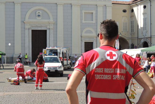 La Croce Rossa di Tortona spiega come salvare i bambini dal pericolo di soffocamento