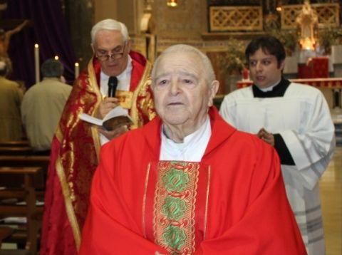 A Tortona è deceduto Don Giovanbattista Del Fabbro, si occupò della Cavallosa