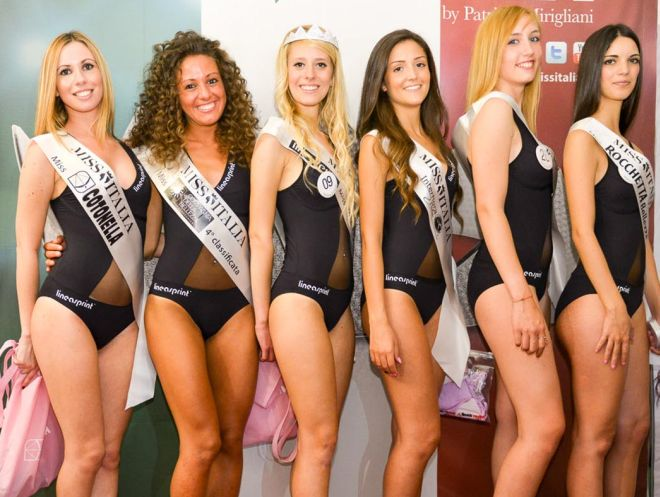 Sofia Mori, Giulia Foresto, Virginia Carano, Enrica Lai, Greta Fusari, Federica Bordi.