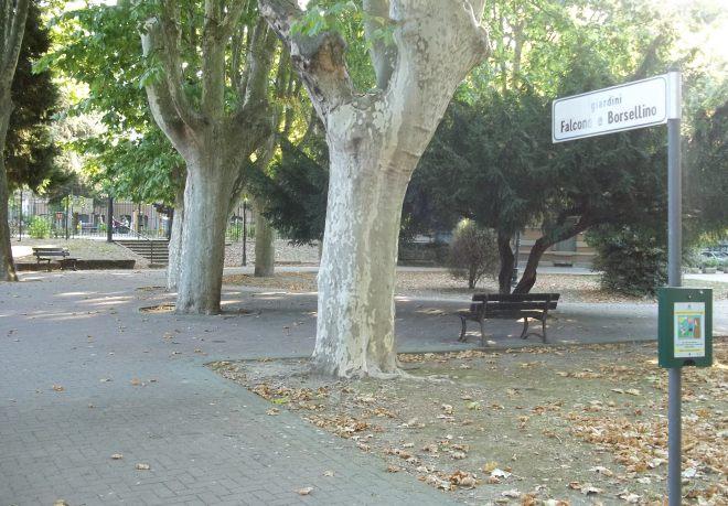 Giovedì festa e merenda al Parco Giochi  dei Giardini della Stazione di Alessandria