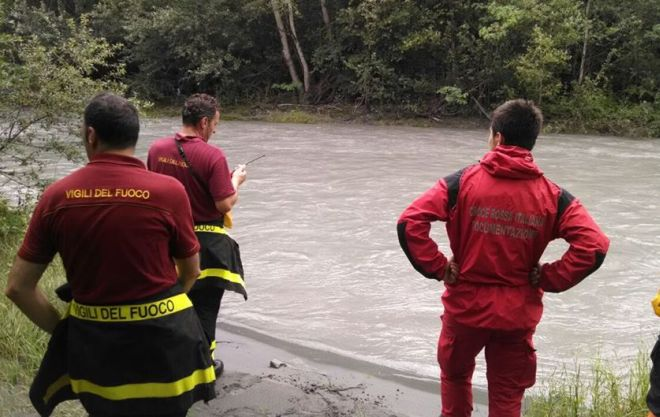 Si suicida gettandosi nel torrente Stura a Ovada dopo un volo di circa 20 metri