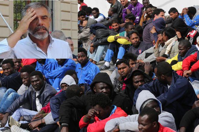 Bardone conferma il No ai 60 profughi all'hotel Oasi di Tortona, il Prefetto convoca i sindaci per Venerdì