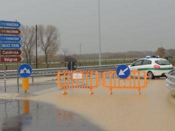 Tortona, lavori contro le alluvioni alla Punta di Garbagna