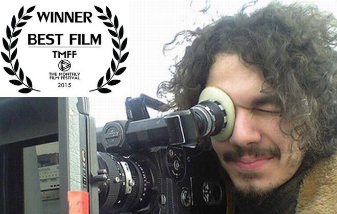"""Il regista tortonese Daniele Lince vince il festival di Glasgow con il cortometraggio  """"The Mourners"""" scritto da Roberto Tomeo"""