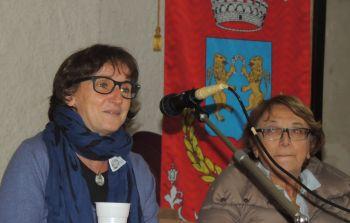Maria Vittoria Gatti e Aurora Scotti