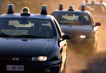 Gavazzana, un pugliese arrestato perché deve scontare 3 anni di carcere per appropriazione indebita