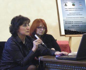 A Pontecurone parte un ciclo di incontri con Giovanna Franzin e Silvia Massari