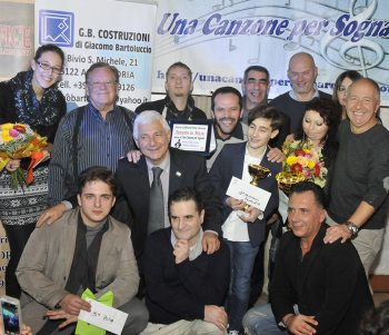 "A Spinetta Loredana Pugliese vince l'ottava tappa di ""Una canzone per sognare"""