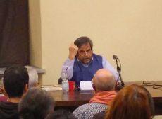 Tanta gente a Tortona all'incontro filosofico del gruppo Chora sponsorizzato dalla Fondazione