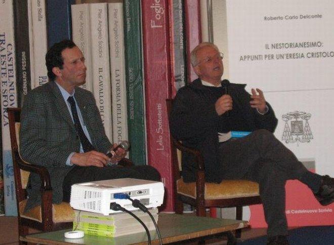 Un successo la presentazione degli autori a Castelnuovo da parte di Roberto Delconte