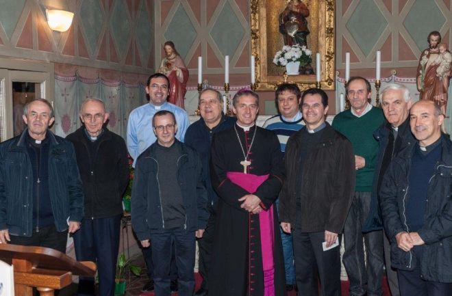 A Tortona celebrata la festa della Divina Provvidenza con il vescovo Viola