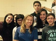 Una lezione straordinaria per gli studenti del Marconi di Tortona con Micaela Bailo