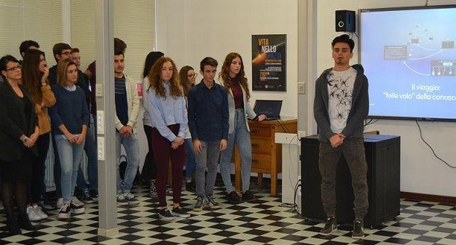 Inaugurato un nuovo laboratorio all'istituto Marconi di Tortona