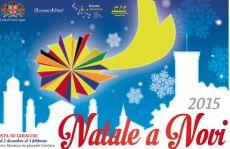 Anche Novi Ligure, dopo Alessandria, da mercoledì fa partire le iniziative natalizie