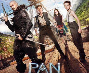 """Cinema: """"Pan – viaggio sull'isola che non c'è"""" al Megaplex Stardust, film spettacolare, ma controverso che cerca di imitare Hook"""