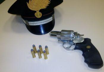 pistola colpi - Q