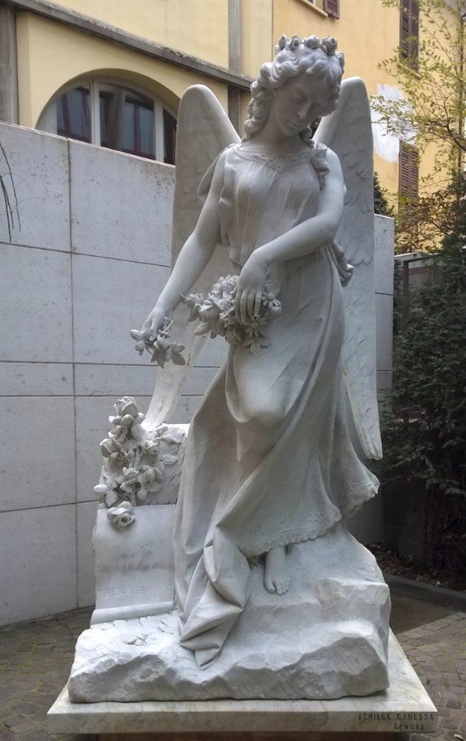 statua fondazione - L